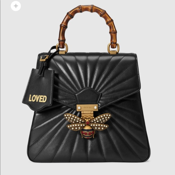 3e22897839e Gucci Handbags - Gucci Queen Margaret quilted leather backpack